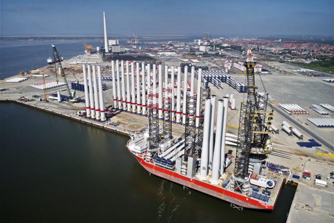 Danske Havne: Der skal investeres mere i Danmarks styrkeposition indenfor offshore vind