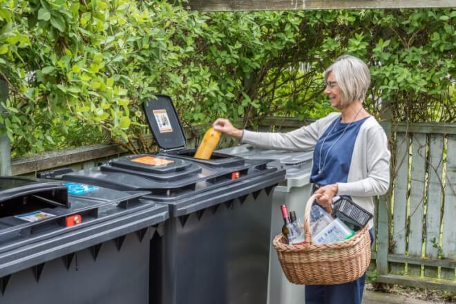 Østjyder skal først sortere ti slags affald fra 2023