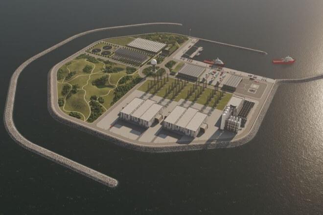 Energiø i Nordsøen et skridt nærmere