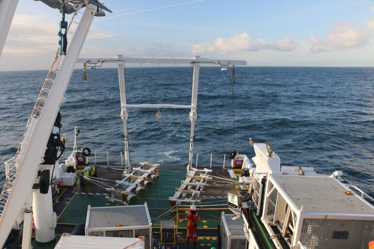 Fugro og MMT skal undersøge havbunden under energiøen