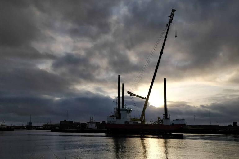 Vattenfall vælger Hvide Sande som servicehavn til Vesterhav Nord og Syd