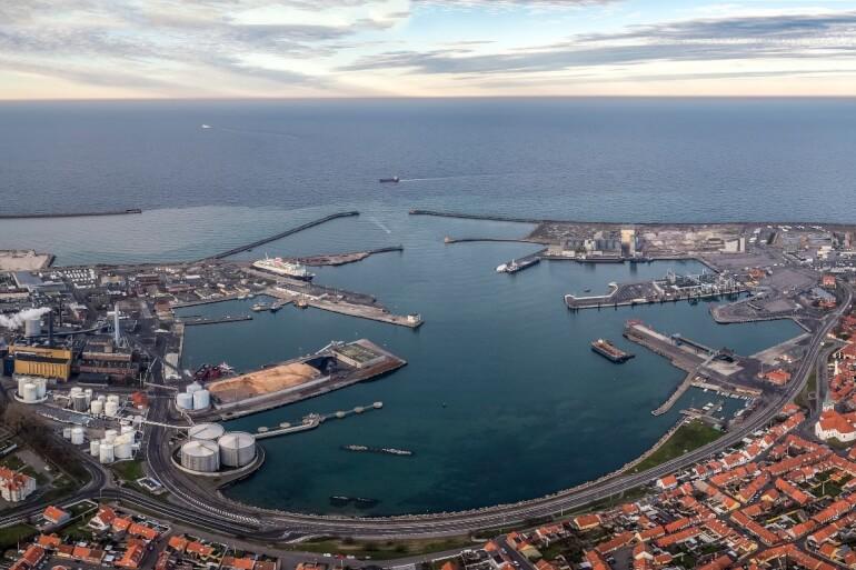 Rønne Havn uddeler ordre til 300 mio. kr. dyr havneudvidelse