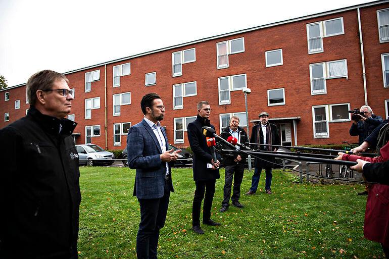 Odense slipper ikke: Solbakken fortsat hårdghetto
