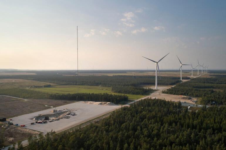Ny rapport: Danmark skal gøre plads til test af 400 meter høje vindmøller