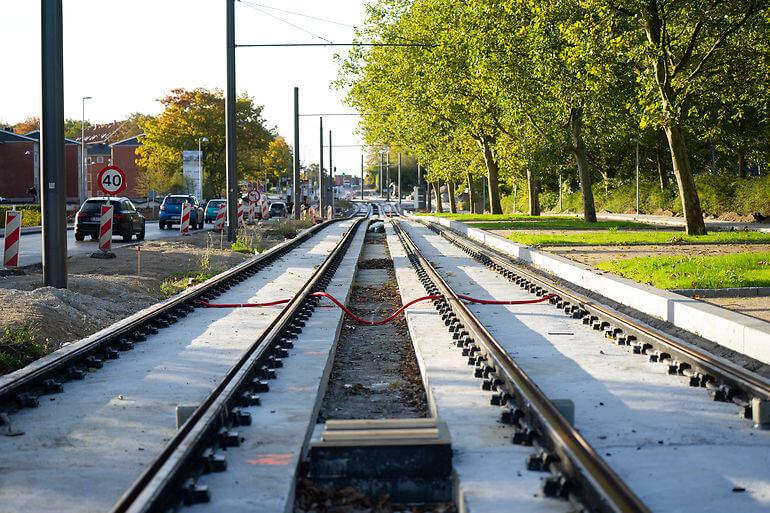 Fremtiden for Odense Letbane er klarere - og koster 290 mio. kr. ekstra