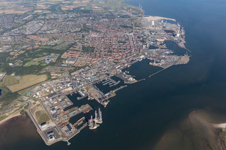 Danske Havne og Dansk Energi lancerer havnestrategi for Power-to-X