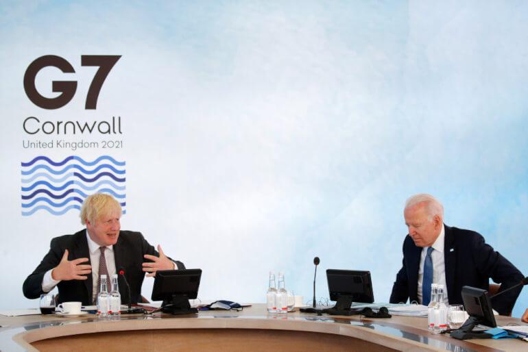 G7: 2021 skal være vendepunkt for planeten