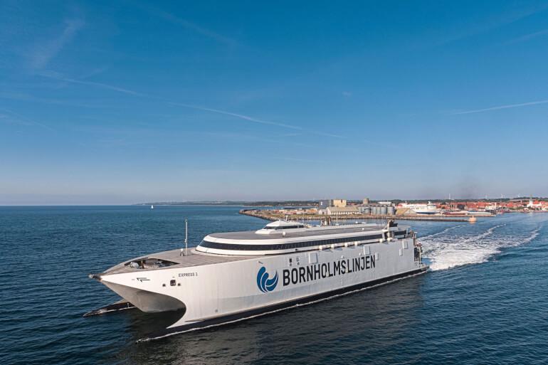 Internationalt konsortium vil gøre Bornholm til grøn tankstation
