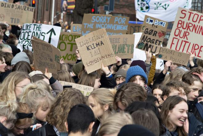 Klima var allerøverst på vælgernes dagsorden ved valget i 2019