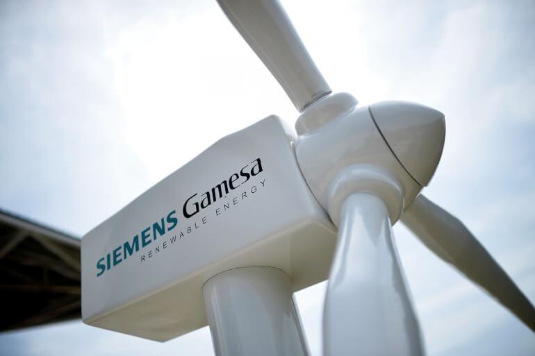 Siemens Gamesa presset af høje råvarepriser