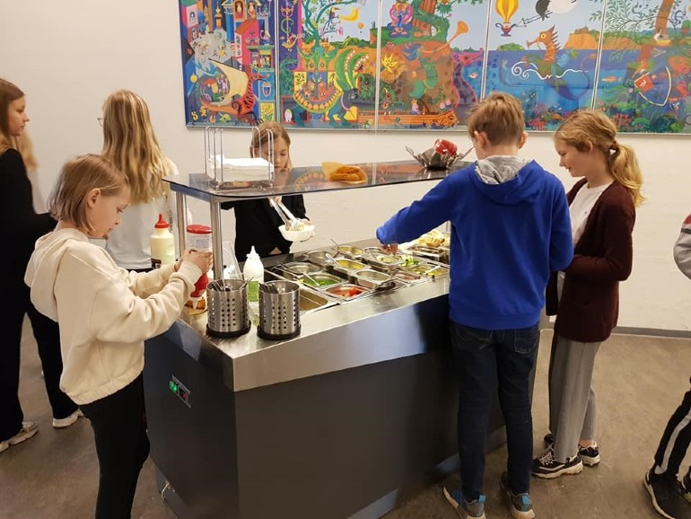 Aalborg indfrier økologi-mål og reducerer madspild