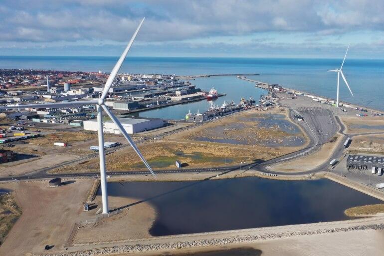 Hirtshals Havn lancerer grønt udviklingsselskab