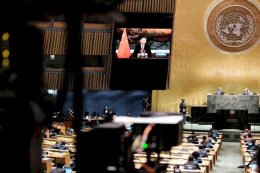 Kinas præsident lover stop for nye kulkraftprojekter