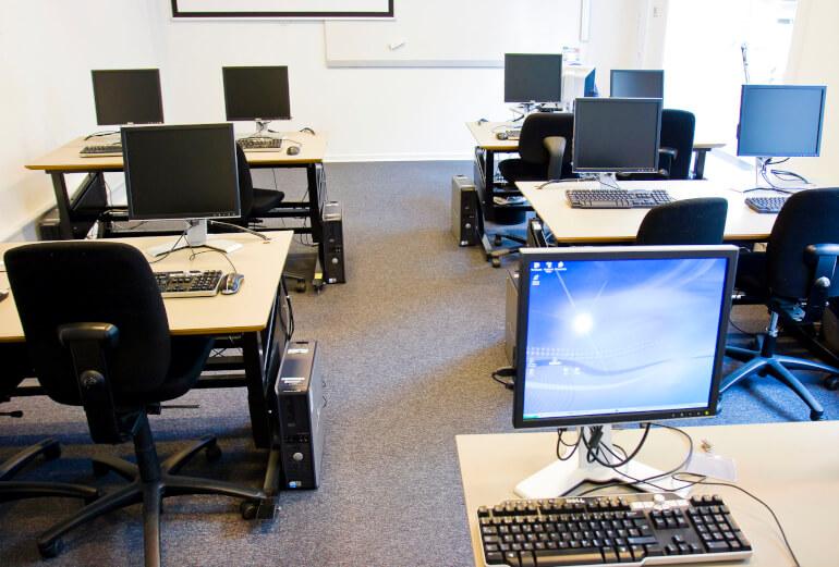Mere It-udstyr skal fremover genbruges i Vallensbæk Kommune. - Mads Jensen, Ritzau Scanpix