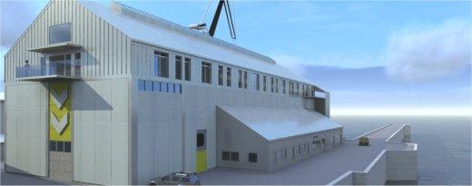 Hummel placerer nyt hovedsæde på Aarhus havn