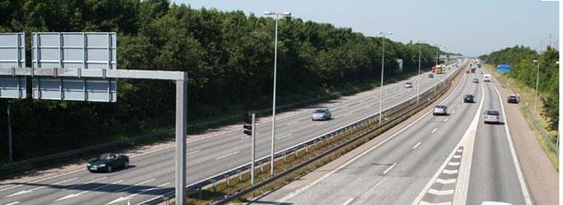 Milliard-udbud på drift af veje