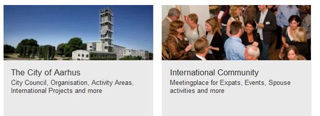 Aarhus goes international