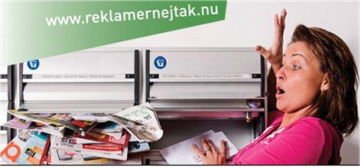 Kommuner til kamp mod trykte reklamer