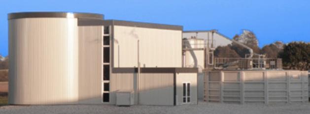 Hvor lægger man et stort biogasanlæg?