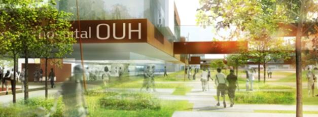 Planer for nyt supersygehus i Odense færdige
