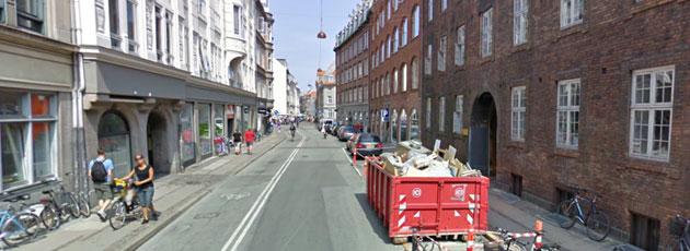 København stævner staten