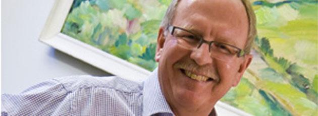 Holm-Petersen går på pension