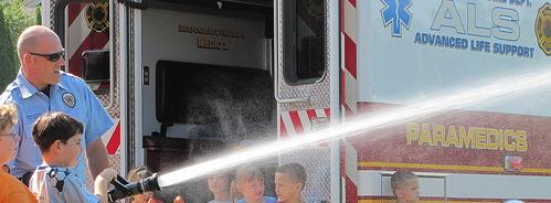 Brandmandstræning skal styrke unge i Roskilde