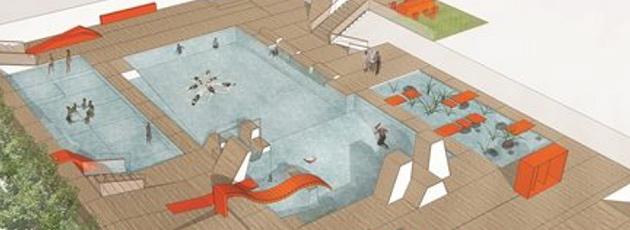 Nyt svømmebad i Skjern - helt uden klor