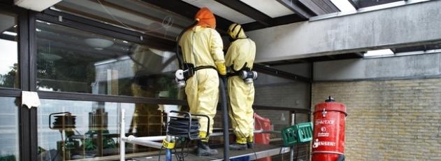 Skole ramt af PCB-forurening i Hvidovre