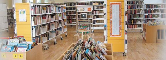 Biblioteker beskæres igen