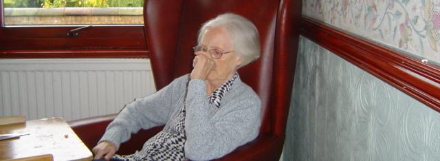 Ældrechefer sparer på plejehjemmene