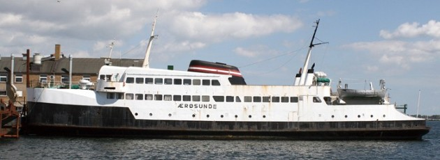 Færge skal sænkes i Det Sydfynske Øhav