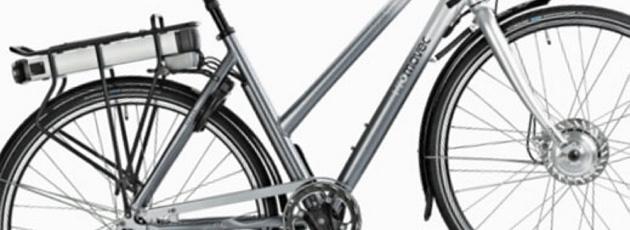 Tour de Odense på elcykel