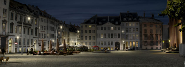 Kvart mia. på nyt lys i København