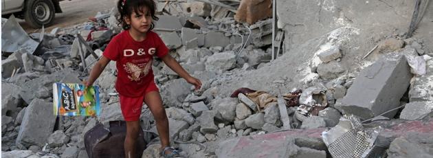 Krig i børneperspektiv