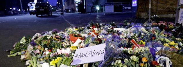 Attentater kan ikke tage vores værdier fra os