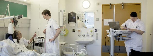 Sundhedssystemet må være samlet, forståeligt og åbent