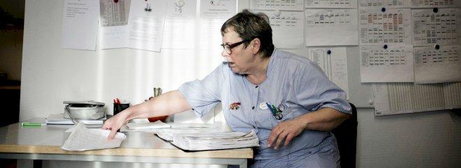 Rapport: Privat ældrepleje giver de ansatte et usikkert arbejdsliv