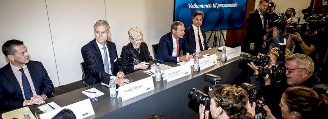 Hvidvasksag på dagsordenen: 54 kommuner bruger Danske Bank