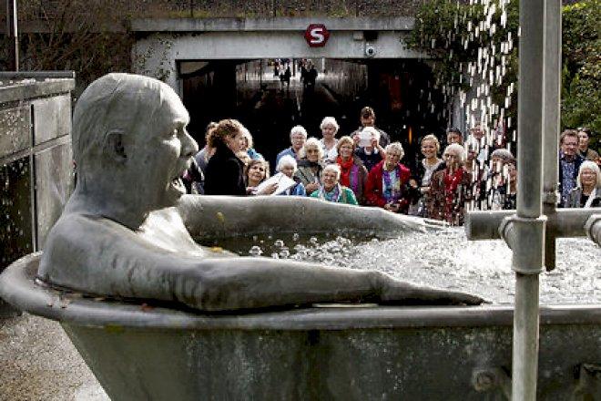 Kommunerne brugte sidste år 22 mio. kr. på kunst i offentlige rum