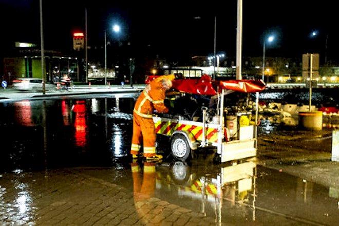 Kommuner i risiko for ekstreme oversvømmelser går fra 10 til 14